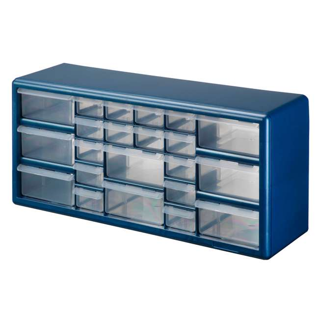 DSB-22-3 22-Compartments Small Parts Organizer Storage Cabinet 6