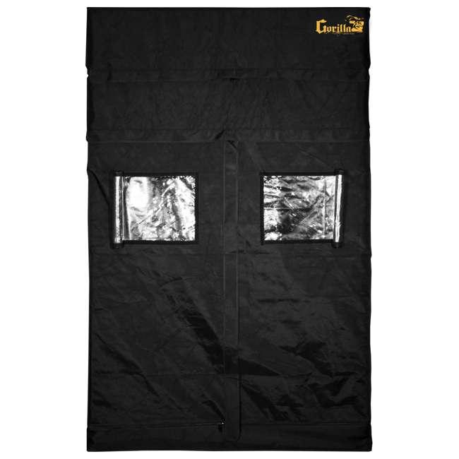 GGT33-U-A Gorilla Grow Tent 3' x 3' Indoor Hydroponic Greenhouse Garden Room-Open Box 2
