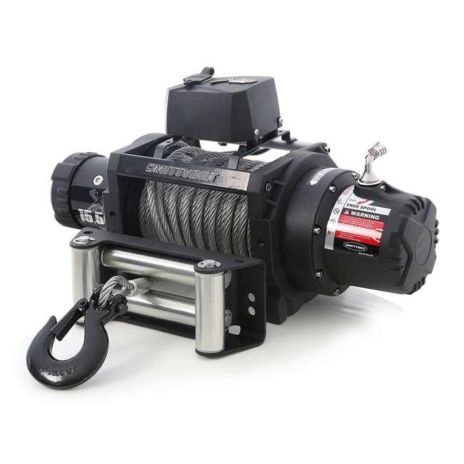 97415-SMITTYBILT Smittybilt XRC-15.5 Gen2 15500-Pound Waterproof Towing Winch