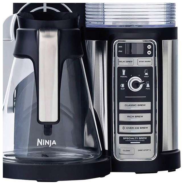 CF080_EGB-RB-U-B Ninja  Coffee Bar Machine Drip Maker with Carafe  (Certified Refurbished) (Used) 10