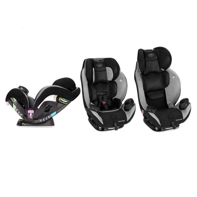 39212238 Evenflo EveryStage LX All-in-One Car Seat (Gamma) 1
