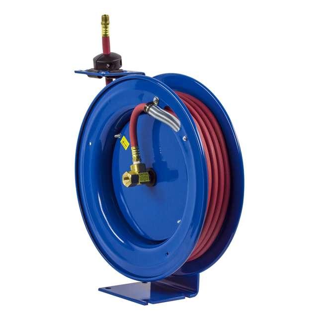 P-LP-350 Coxreels P Series Low Pressure Retractable Air and Water Hose Reel 3