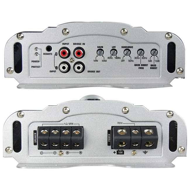 AP15001D Audiopipe AP15001D 1500W Mono D Amplifier 1