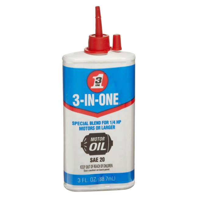 12 x WD-101456 3-In-One Special Electric Motor Oil, 3 Oz (12 Pack) 1