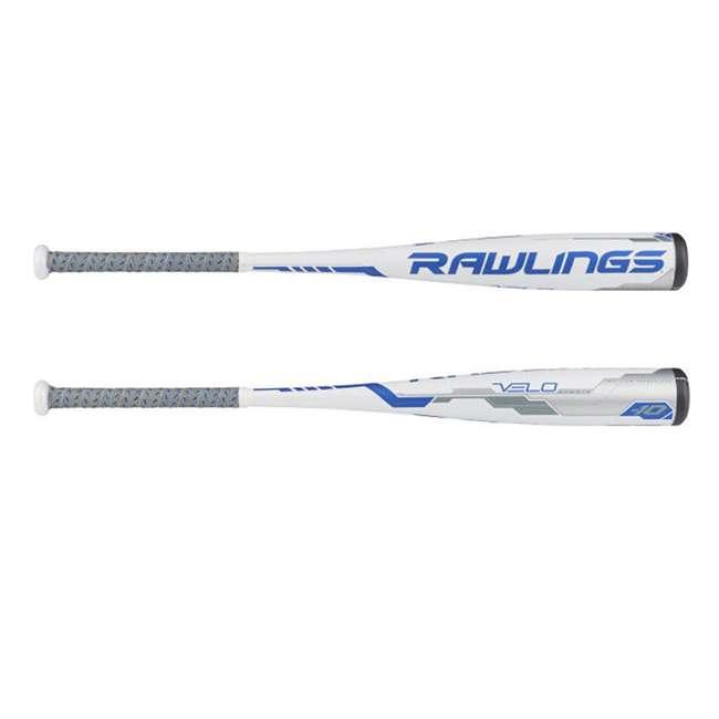 UT8V34-30INCH Rawlings 2018 Velo USSSA 2.75 Inch Barrel Baseball Bat (2 Pack) 3
