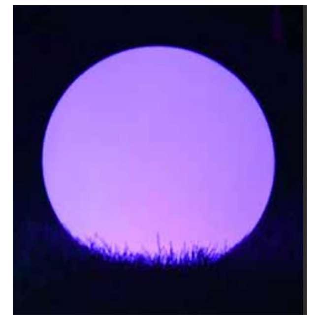 12 x 131793 Main Access Illuminate Orbit LED Ball (12 Pack) 5