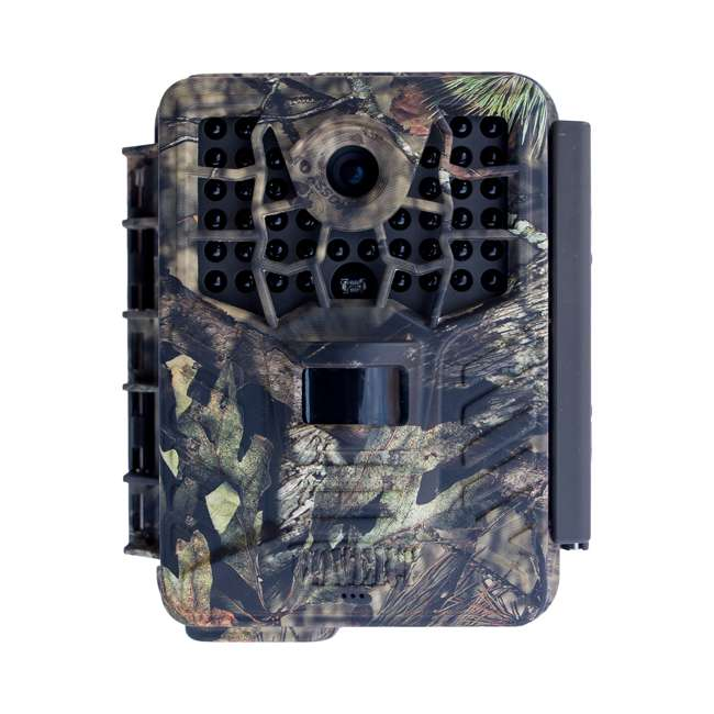 COVERT-5342 + SD4-16GB-SAN Covert Black Maverick Game Hunting Camera + 16GB SD Card 1