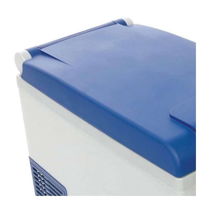 "10800472-ARB + 05059 ARB 50 Quart Car Tailgate Travel Fridge Freezer & Adjustable 40"" to 70"" Ratchet  11"