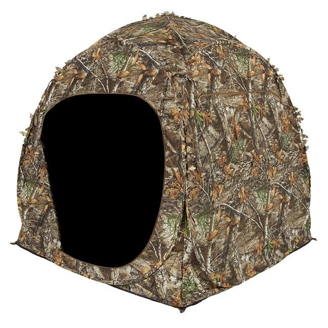 Ameristep 2 Person Doghouse Ground Blind Camouflage