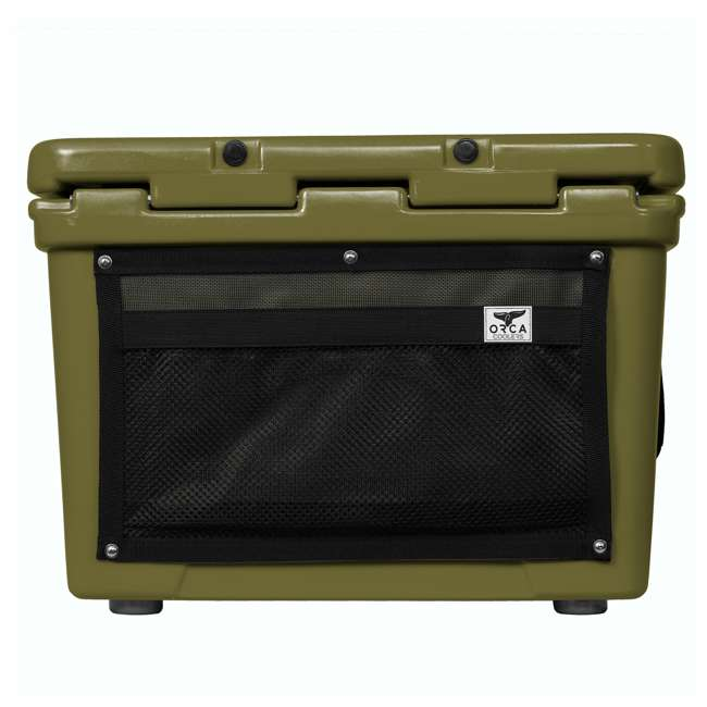 ORCG058 ORCA 58-Quart 72 Can Heavy-Duty Insulated Cooler, Seafoam Green 3