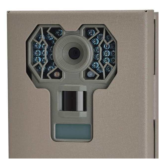 STC-G42NG + STC-BBG + SD4-16GB-SAN Stealth Cam G42NG 10MP HD IR Game Trail Camera with Case & SD Card 8