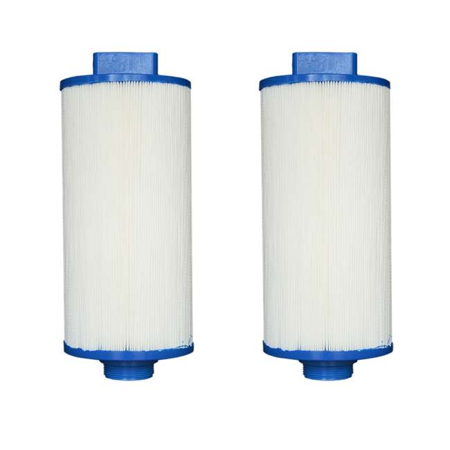 PGS25P4 Pleatco PGS25P4 Pool Replacement Filter Cartridge (2 Pack)