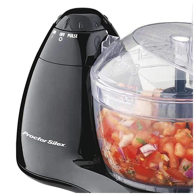 70452A Proctor Silex 8-Cup Food Processor 1