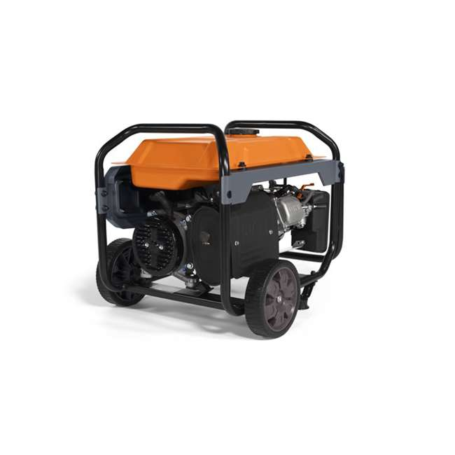 GNRC-76771 Generac GP Series 3600 Watt OHV Engine Portable Generator, Orange 3