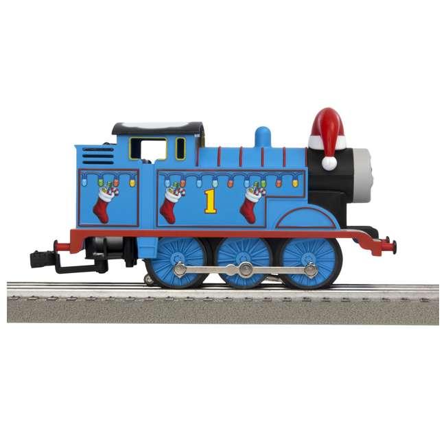Thomas Christmas Train Set.Lionel Trains Thomas Friends O Gauge Christmas Train Set