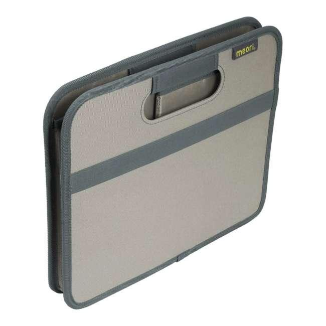 A100028 + A100198 + A100004 Meori Classic Collection 4, 6.5, & 8 Gallon Foldable Box, Stone Gray 8