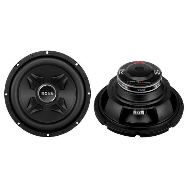 CXX10 Boss CXX10 10-Inch 800W 4-Ohm Power Subwoofer (Pair)