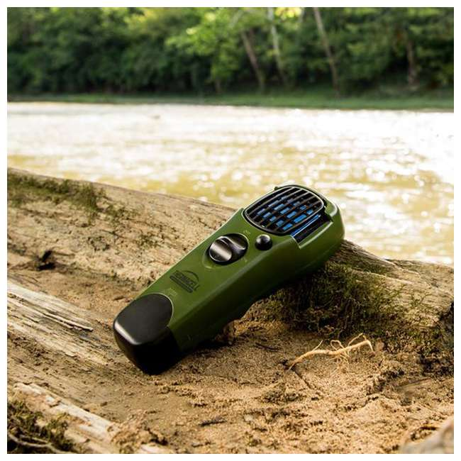 MRGJ Thermacell MR150 Portable Mosquito Repellent 4