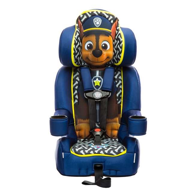 KE-3001CHS KidsEmbrace Nickelodeon Paw Patrol Chase Harness Booster Car Seat