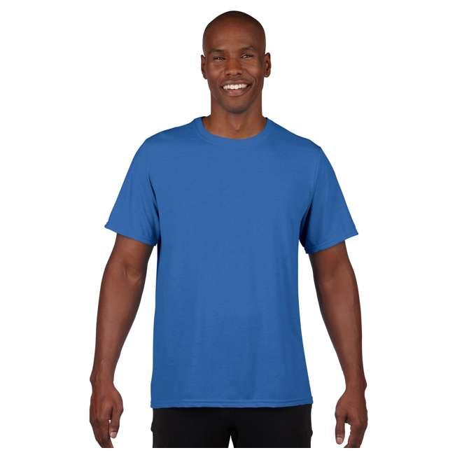 MENS-S-ROYAL Gildan Classic Fit Mens Small Shirt, Royal Blue 1