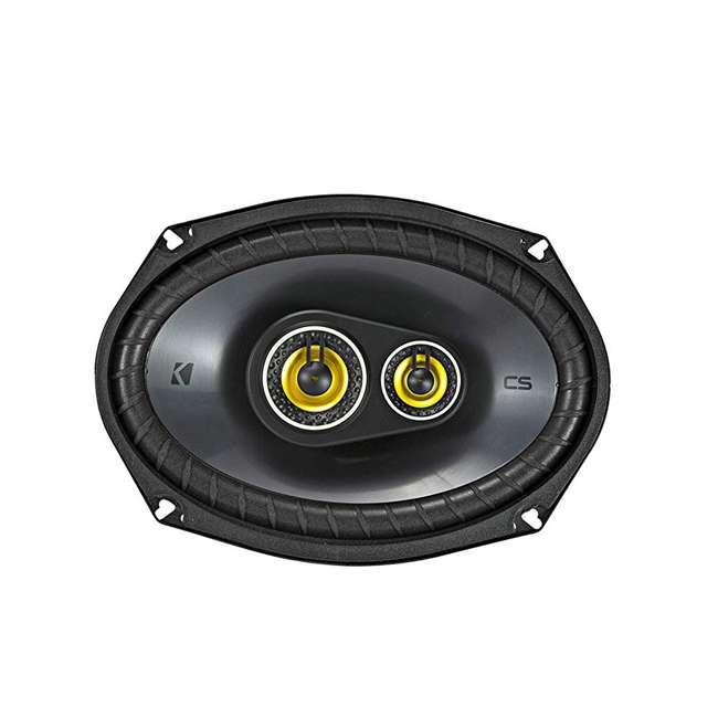 46CSC6934 Kicker CS 6x9 Speakers 4