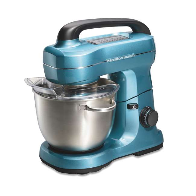 63393 Hamilton Beach 7-Speed Stand Mixer, Blue