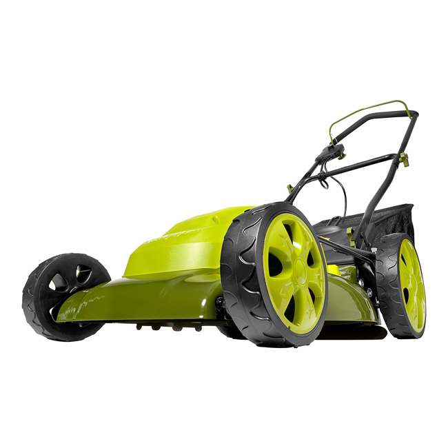SUJ-MJ408E Sun Joe SUJ-MJ408E 20 Inch 12 AMP 7 Position Electric Walk Behind Lawn Mower