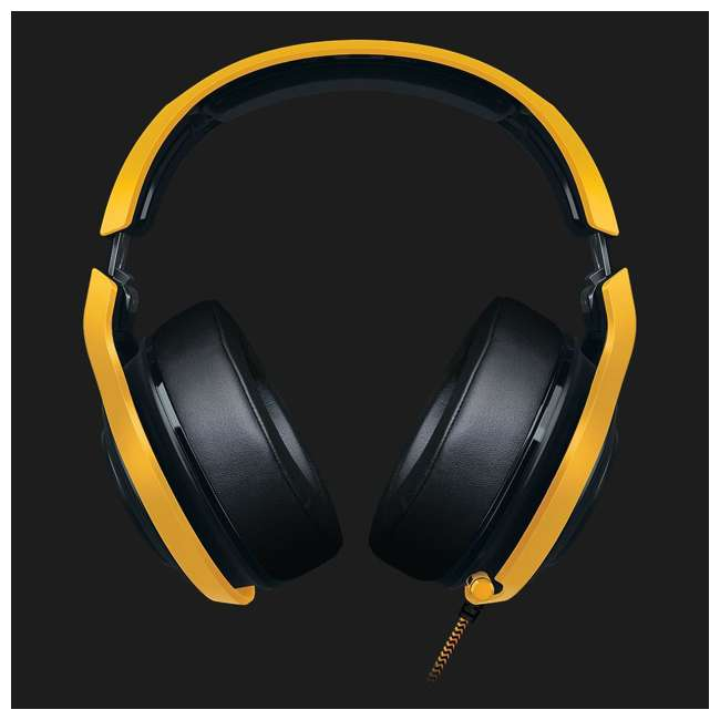 RZ04-01920100-R3M1 Razer ManO'War Overwatch Tournament Edition Over Ear Headset with Mic (2 Pack) 4