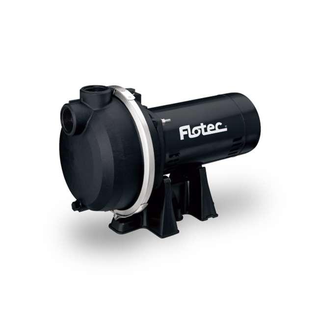 FP5172-08 Pentair FP5172 Flotec 1.5 HP Corrosion Resistant Thermoplastic Sprinkler Pump