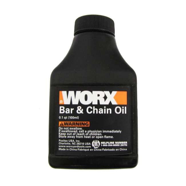 WG304 Worx WG304 18-Inch 4-HP 15-Amp Electric Chain Saws (Pair) 10