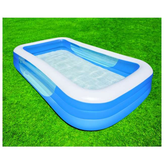 Intex swim center inflatable family swimming pool 57485t Intex inflatable swimming pool