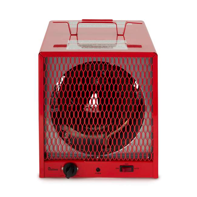 4 x DR-988R Dr. Infrared Heater 240 Volt 5600 Watt Garage Portable Space Heater (4 Pack) 4