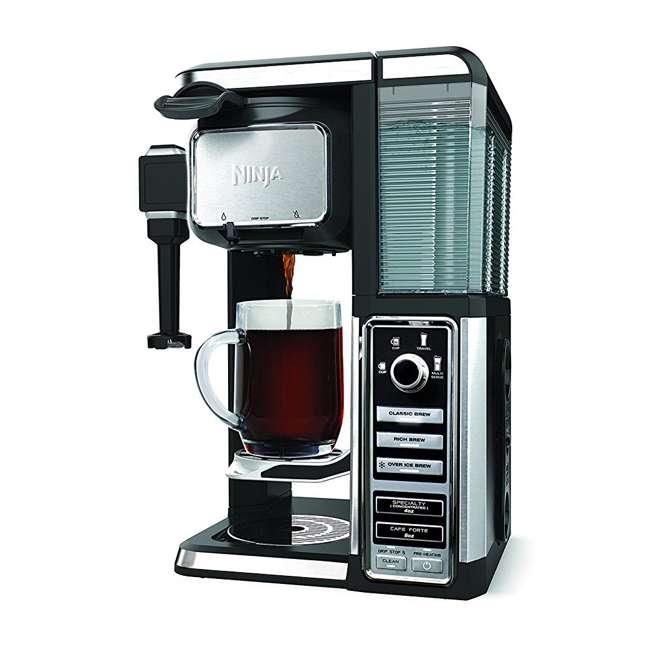 CF110_EGB-RB-U-C Ninja Coffee Bar Single Serve System (Certified Refurbished) (For Parts) 3