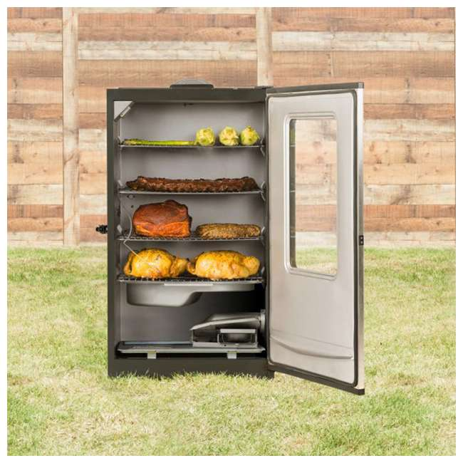 Masterbuilt 40 Inch Digital Electric Meat Smoker With Rf