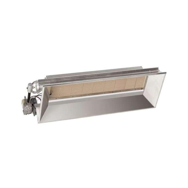MH-F272700 Mr. Heater 40,000 BTU Propane Gas Steel High-Intensity Radiant Workshop Heater
