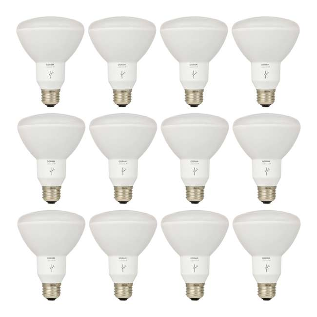 12 x SYL-73807 Sylvania Lightify BR30 Smart LED Reflector Bulb (Needs Hub) (12 Pack)