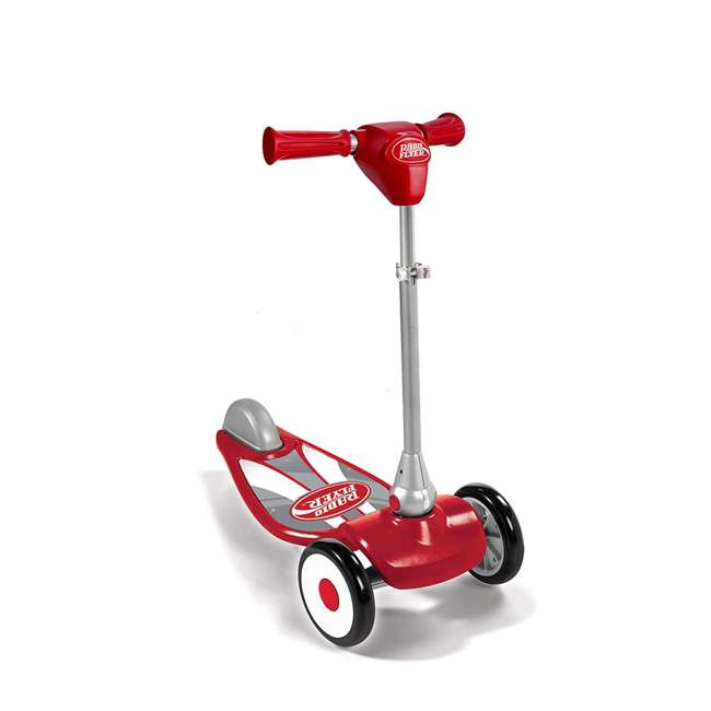 543A Radio Flyer My 1st Scooter Sport for Ages 2 to 5, Red
