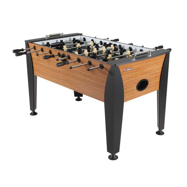 Atomic Games Pro Force Arcade Foosball Soccer Table G01342w