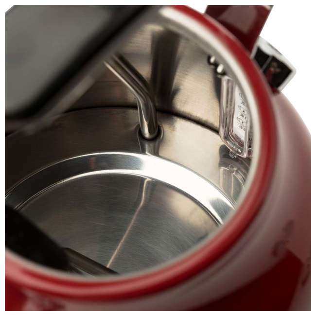75000 + 75001 Haden Stainless Steel Retro Toaster & 1.7 Liter Stainless Steel Electric Kettle 7