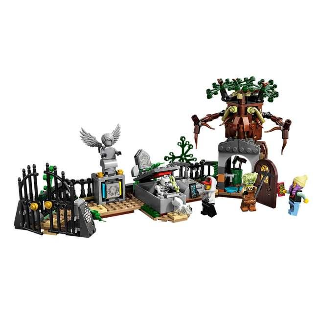 6250495 LEGO 70420 335 Piece Hidden Side Graveyard Mystery Kids Building Blocks Kit 3