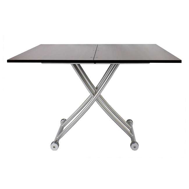 CO-2219 SpaceMaster 2219 X Convertible Adjustable Coffee and Dining Table 3