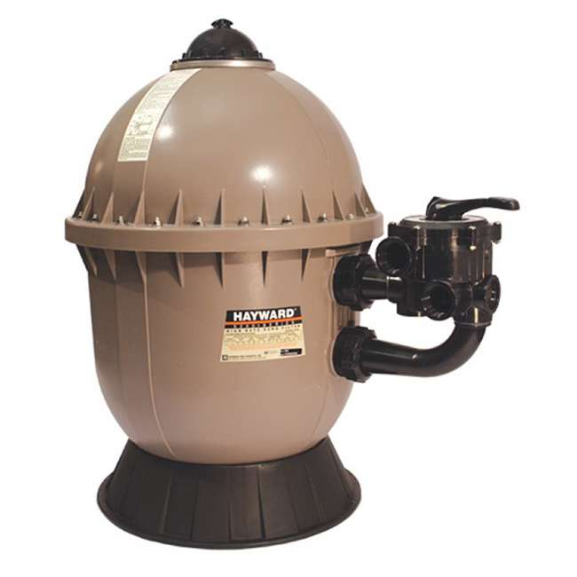 S200-OB Hayward S200 in Ground Swimming Pool Sand Filter (Open Box)