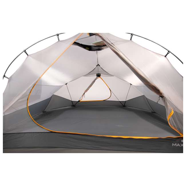 09M4OR01D Klymit 09M4OR01D Maxfield 4 Person 3 Season Lightweight Backpacking Camping Tent 4