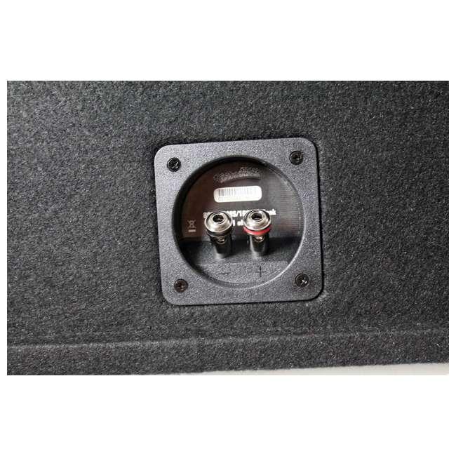 P2-2X12 Rockford Fosgate P2-2X12 12-Inch 1600W Dual Loaded Subwoofer Enclosure 3