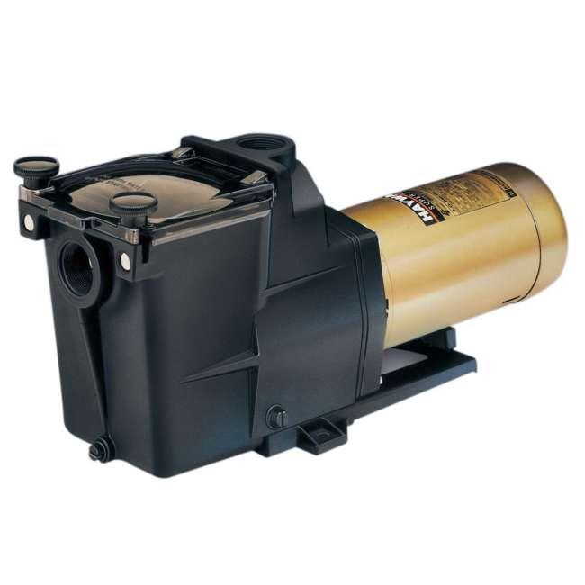 SP2610X152S-U-C Hayward 1.5 HP 2 Speed Heavy Duty Motor Circulation Pump (For Parts) (2 Pack) 3