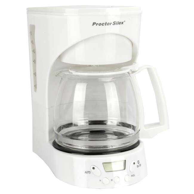 43571Y Proctor Silex 12-cup Automatic Coffee Maker | 43571Y