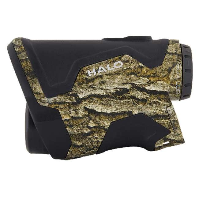 HAL-XR800378 Halo 800 Yard Tru Bark Camo Laser Range Finder