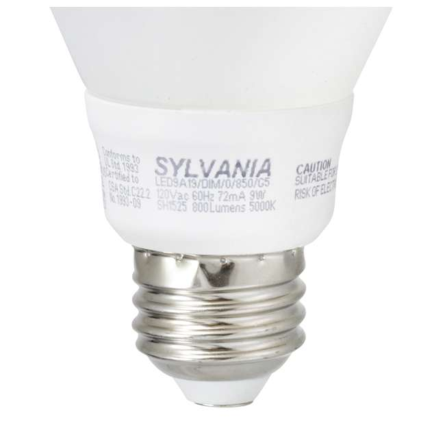 Sylvania Ultra 60w 2700k Dimmable Soft White 8 5w Led