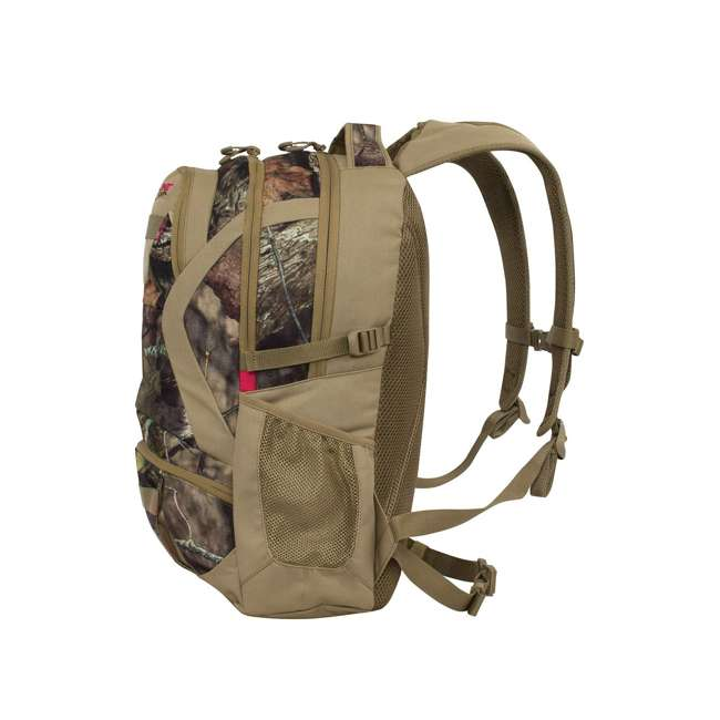 FCB018FLP-MBUC Fieldline Tree Line Womens Multi Pocket Camouflage Adjustable Hunting Backpack 2