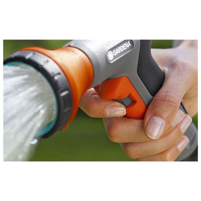 GARD-37100-FP Gardena Frost Proof Adjustable 2-in-1 Hose Nozzle 1